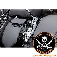 KIT DE MONTAGE AMOVIBLE COBRA...PE15010538 CHROME...LA BOUTIQUE DU BIKER