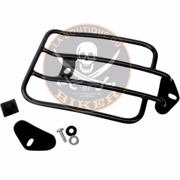 Porte Paquet Harley Davidson Sportster 2004 2017 Noir 6