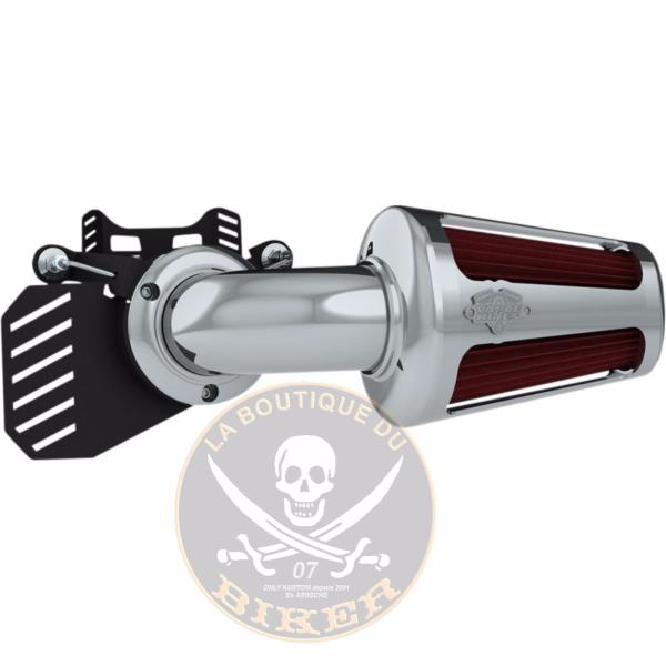 FILTRE A AIR HD FL / FX / TRIKE V&H VO2 90 AIR INTAKE...PE10101717...LA BOUTIQUE DU BIKER