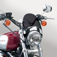 BULLE SAUTE-VENT HARLEY FONCé NATIONAL CYCLE...CC15357...LA BOUTIQUE DU BIKER