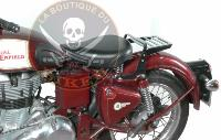 PORTE PAQUET ROYAL ENFIELD CLASSIC 500...SPECIAL TOP-CASE CHROME...SP1175TC...LA BOUTIQUE DU BIKER