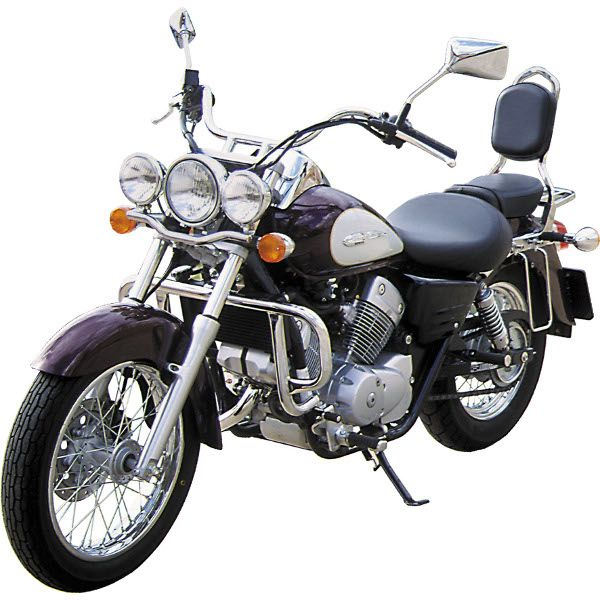 Accessoire moto honda shadow 125