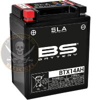 BATTERIE POUR INDIAN SCOUT 2015-2019 BTX14AH SLA 12V 210 A...LA BOUTIQUE DU BIKER
