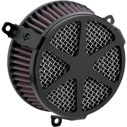 Filtre /à air sport rond 35/mm Rouge Noir pour MINARELLI AM6/carburateur Rieju RR MRX Spike