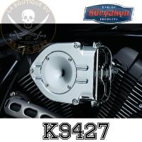 FILTRE A AIR YAMAHA 950 BOLT KURYAKYN HYPERCHARGER...K9427 STANDARD CHROME HYPERCHARGER FOR BOLT