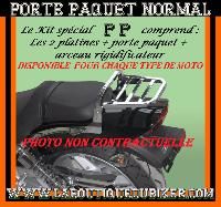 PORTE PAQUET MOTO GUZZI CALIFORNIA AQUILA NERA...SP1016 CHROME