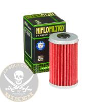 FILTRE A HUILE POUR DAELIM...PE07120267 HIFLOFILTRO OIL FILTER REPLACEABLE ELEMENT PAPER