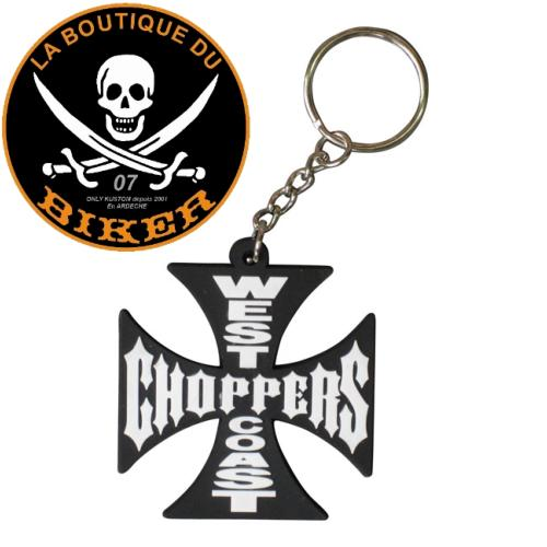 PORTE CLEF WCC WEST COAST CHOPPERS...MCS957911...LA BOUTIQUE DU BIKER