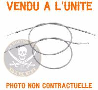 HONDA VT750 BLACK WIDOW...CABLE D'EMBRAYAGE STANDARD GAINE TRESSé...HH20-0244