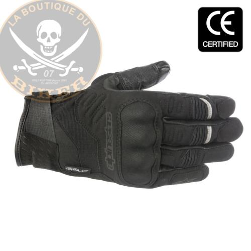 GANT HOMOLOGUE TAILLE 09-M...PE33100618... C-30 DRYSTAR® ALL-WEATHER GLOVES BLACK MEDIUM
