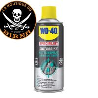 CHAINE LUBRIFIANT 400ml...PE36050056...SUPER CLEAN CHAIN LUBE 400 ML WD-40
