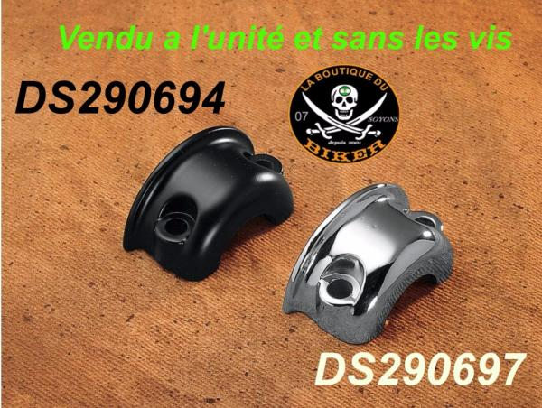COLLIER DE COCOTTE HD SPORTSTER 1996-2012...CHROME....DS290697..LA BOUTIQUE DU BIKER