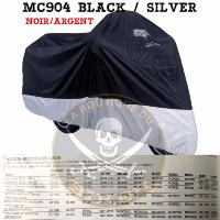 HOUSE L NELSON-RIGG BLACK/SILVER...MC904L...LA BOUTIQUE DU BIKER