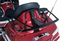GOLDWING PORTE PAQUET TOUR PACK KURYAKYN GL1800 2001-2015...K7157 NOIR...LA BOUTIQUE DU BIKER