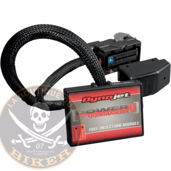 POWER COMMANDER V (FUEL/IGNITION) DYNOJET KAWASAKI VN1700 2009-2015...PE10201584..LABOUTIQUEDUBIKER