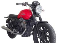 BARRE DE PROTECTION MOTEUR MOTO GUZZI V7...SP1284 CHROME...SPAAN-LABOUTIQUEDUBIKER
