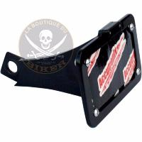 PLAQUE LATERALE INDIAN SCOUT...PE20300905...LA BOUTIQUE DU BIKER