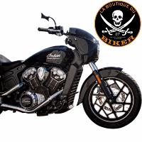 BULLE SAUTE-VENT INDIAN SCOUT...PE23310121...LA BOUTIQUE DU BIKER