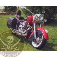BARRE DE PROTECTION MOTEUR INDIAN CHIEF 2000-2001 CHROME 32mm...PE19075010...LABOUTIQUEDUBIKER