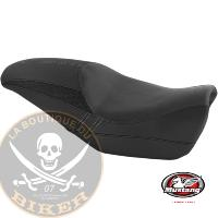 SELLE HD STREET XG500 / XG750 2015-2019 MUSTANG...PE08101694 SEAT FASTBACK ™ 2-UP LISSE