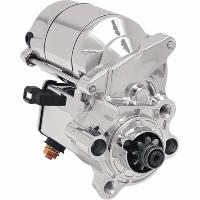 DEMARREUR HD BIG TWIN 1990-2006 1.4KW CHROME...PE801002...LA BOUTIQUE DU BIKER
