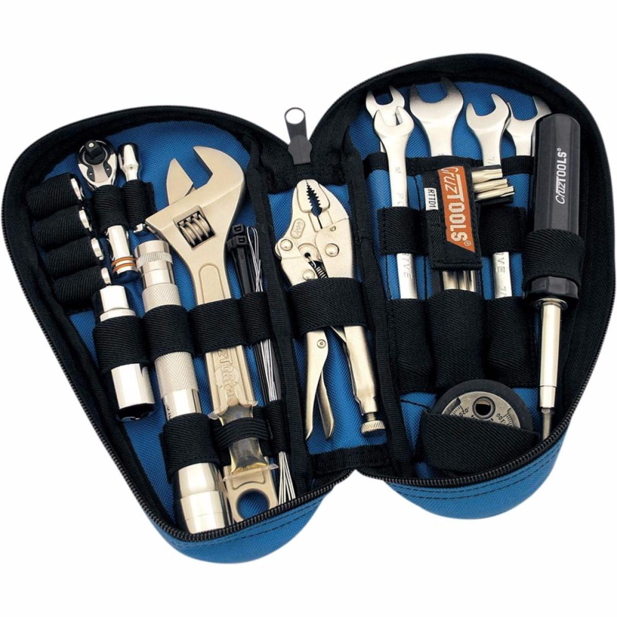 Kit trousse outils mini pour Harley