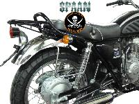 SUPORTS SACOCHES MASH 400 / 500...SP1168CH CHROME...SPAAN-LA BOUTIQUE DU BIKER