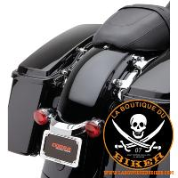 KIT DE MONTAGE AMOVIBLE COBRA...PE15010537 CHROME...LA BOUTIQUE DU BIKER