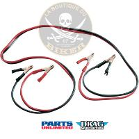 CABLE DE BATTERIE 183 CMS Calibre 12...DS310490...LA BOUTIQUE DU BIKER