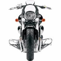 BARRE de PROTECTION MOTEUR SUZUKI M1800 R INTRUDER...32mm CHROME...PE05050480...LABOUTIQUEDUBIKER