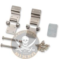 KIT SERRURE TOUR PACK HD 1987-2013...PE35160191...TOUR-PAK® HINGE HARDWARE KIT