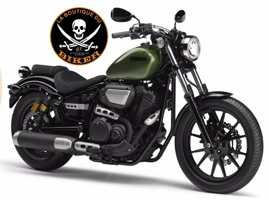 suports sacoches yamaha xv 950 bolt sp1080 spaan la boutique du biker. Black Bedroom Furniture Sets. Home Design Ideas