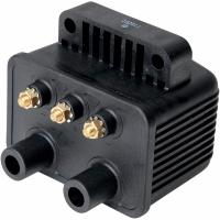 BOBINE POUR HD...COIL 12V SINGLE-FIRE 2.4 OHM BLACK...PE21020226...LA BOUTIQUE DU BIKER