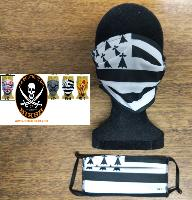 MASQUE CATEGORIE 1...LR-M003 BRETAGNE...LA BOUTIQUE DU BIKER