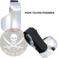 CRUISE ASSIST POUR GUIDON CHROME...PE06301907 AVON THROTTLE BOSS CHROME..LA BOUTIQUE DU BIKER