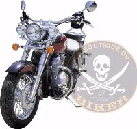 SUPORTS SACOCHES HONDA VT750 SHADOW C2...SP356 SPAAN LA BOUTIQUE DU BIKER