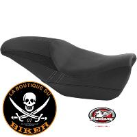 HARLEY XG500 / XG750 STREET / SELLE FASTBACK ™ 2-UP LISSE..PE08101694...LABOUTIQUEDUBIKER