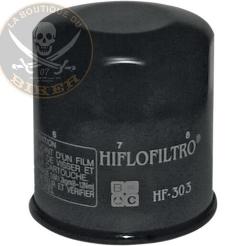 Filtre à huile HIFLO NC 303 YAMAHA vmx-12 1200 Vmax
