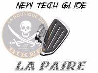 MARCHE-PIEDS PASSAGER SUZUKI M1800 R INTRUDER NEW TECH GLIDE...HH733-700...LA BOUTIQUE DU BIKER