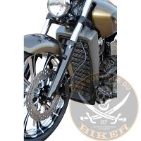 PROTECTION DE RADIATEUR INDIAN SCOUT 2015-2019...PE19040092 KLOCK WERKS RADIATOR GUARD OUTRIDER